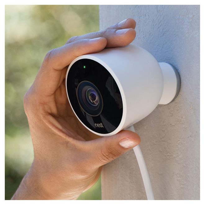 Security Camera - Wireless - Nest Cam - Outdoor - 1080p