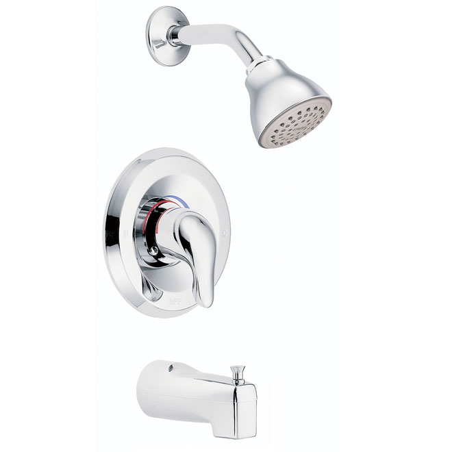 Château 1-Handle Tub and Shower Faucet