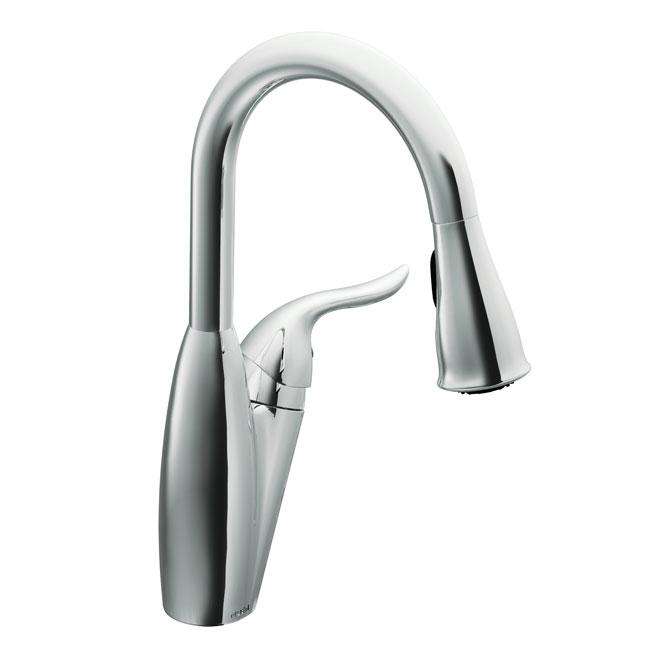 Solidad 1-Handle Kitchen Faucet