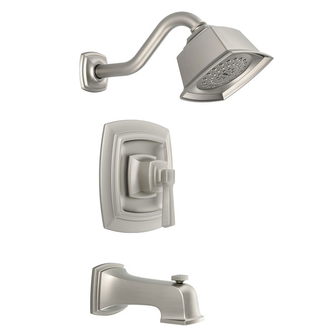 handle chrome arc faucet hole single moen p en with bathroom home lever boardwalk genta low faucets in