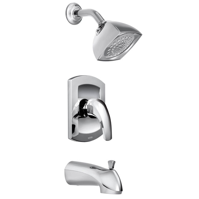 Zarina 1-Handle Tub and Shower Faucet