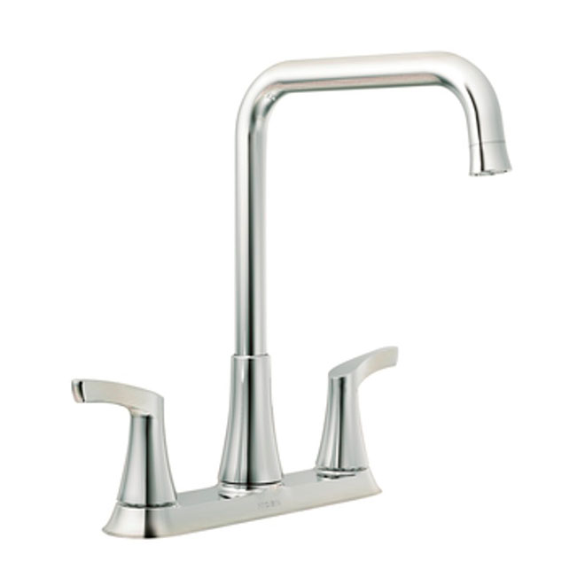 Moen Danika 2 Handle Kitchen Faucet 87633 Rona