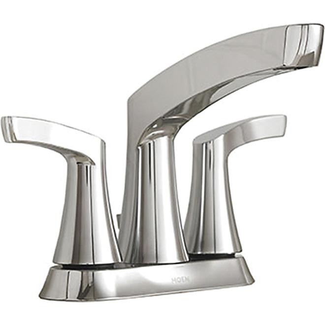 Moen Robinet de lavabo 2 poignées «Danika» WS84633 (QC-15025360) photo