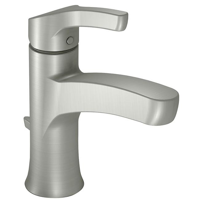 Moen Robinet de lavabo 1 poignée «Danika» WSL84733SRN (QC-15025361) photo