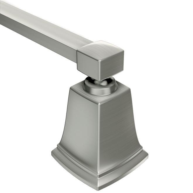 "Towel Holders - Moen - ""Boardwalk"" Towel Bar - 18"""