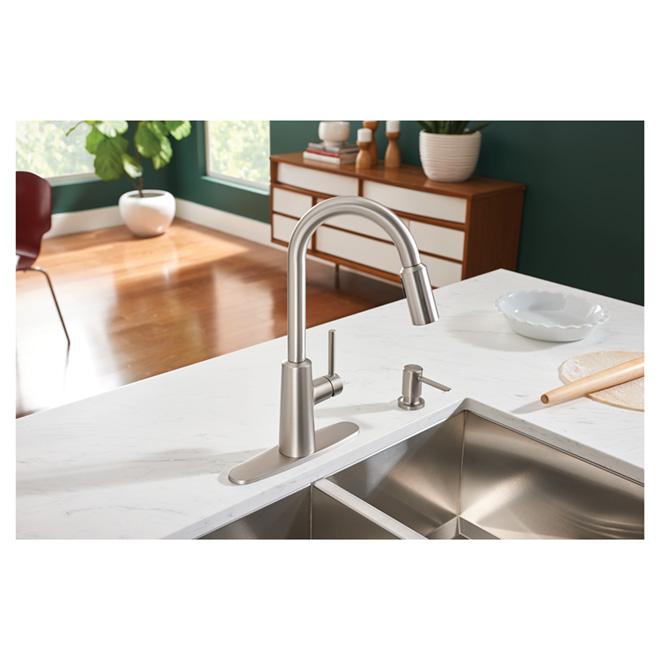 Moen Nori Pull-Down Kitchen Faucet - Stainless Steel