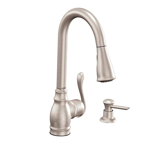 """""""Annabelle"""" 1-Handle Kitchen Faucet"""