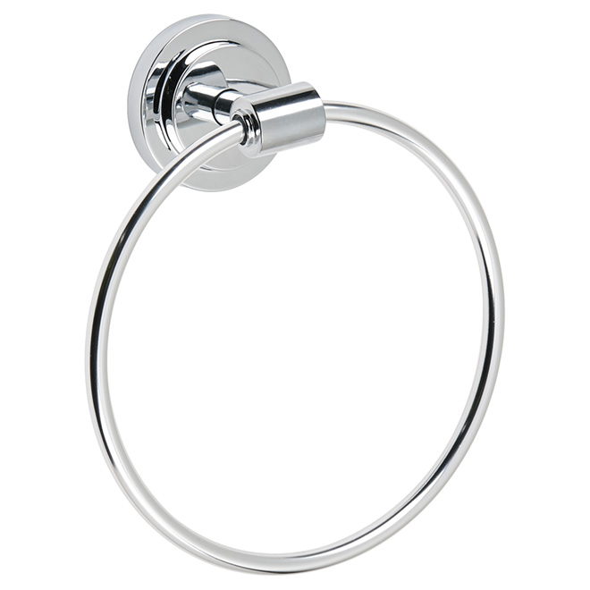 """Iso"" Towel Ring - Chrome"