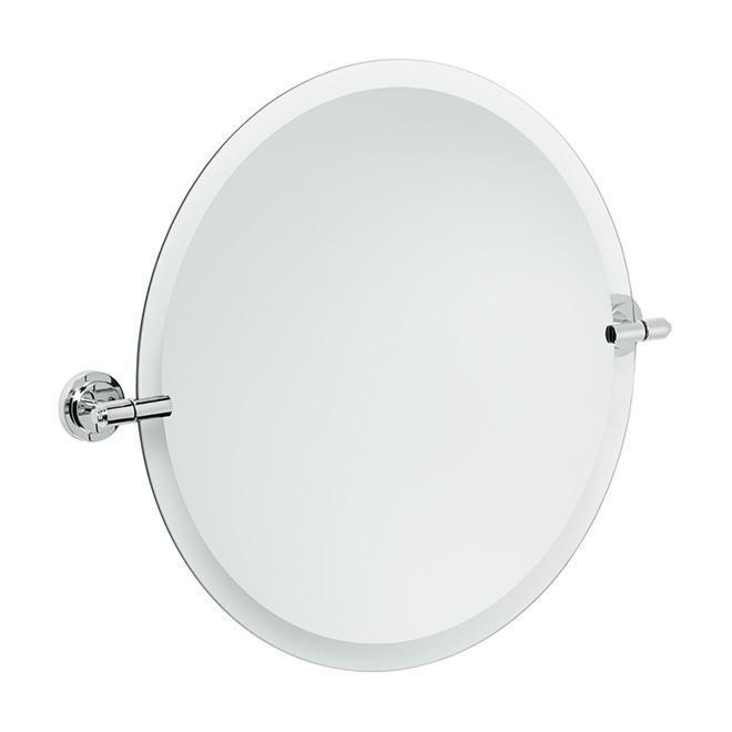 Miroir «Iso», Chrome