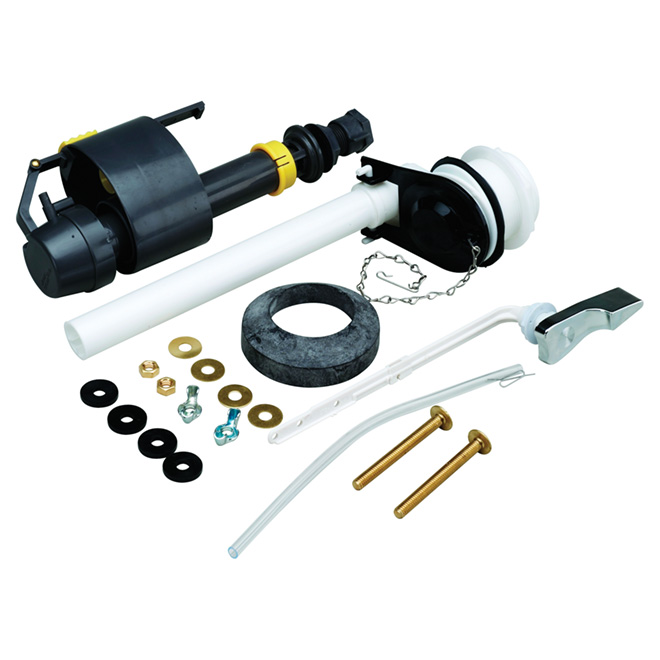MOEN Complete Toilet Repair Kit - 20 Pieces M5351 | RONA