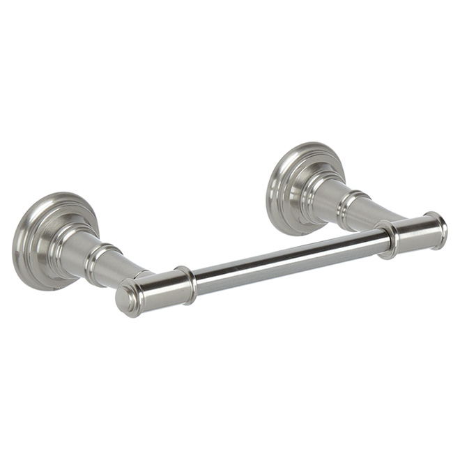 "Toilet Paper Holder - ""Ellsworth"" - Brushed Nickel"