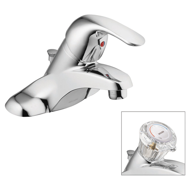 "One-Handle Bathroom Faucet - ""Adler"""