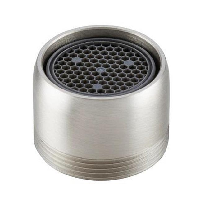 Moen Faucet Aerator - 1.7 gal./min - Brushed Nickel M3546 (QC-15025646) photo