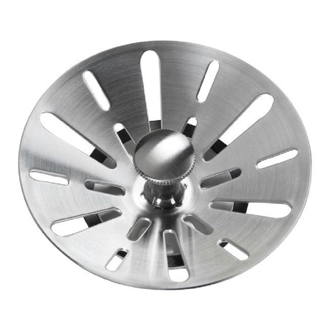Tapered Sink Strainer - Stainles Steel