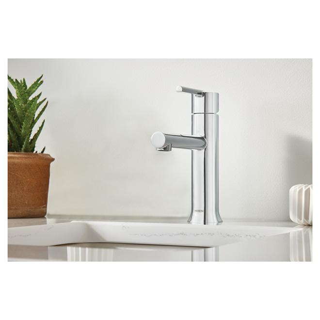 "Lavatory Faucet - Single Handle - ""Arlys"" - Chrome"