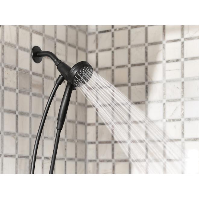 Moen Engage Handheld Shower with Magnetix Technology - Matte Black