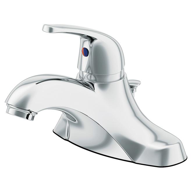 1-Handle Lavatory Faucet - chrome