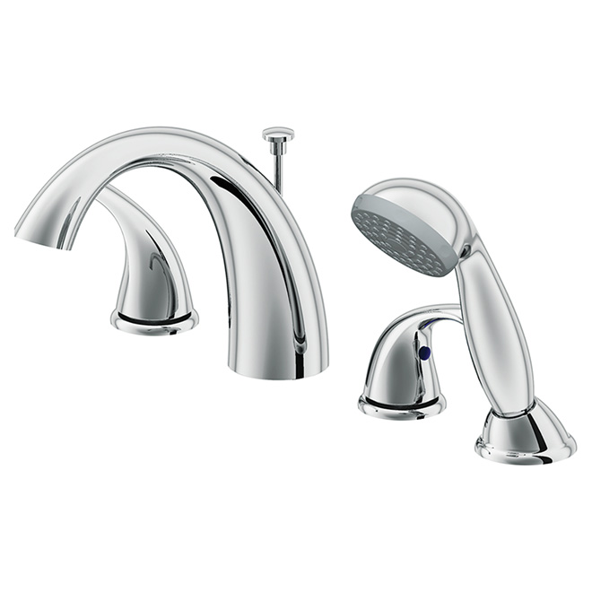 "Faucet - ""Terra"" Roman Bath Faucet"