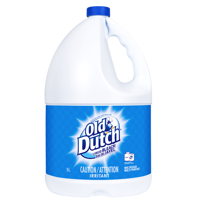 """Old Dutch"" Liquid Bleach - 5 L"