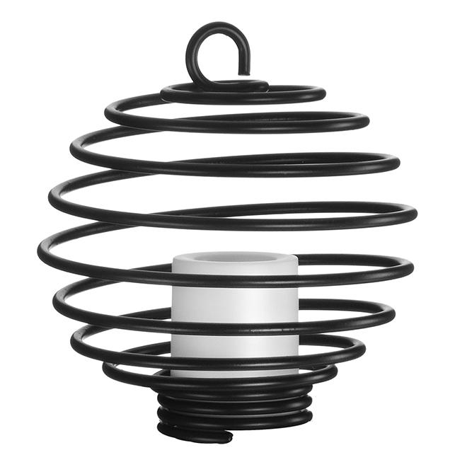 Mini LED Lanterns - Metal - 4-Pack