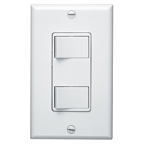 Interrupteur pour ventilateur à usages multiples