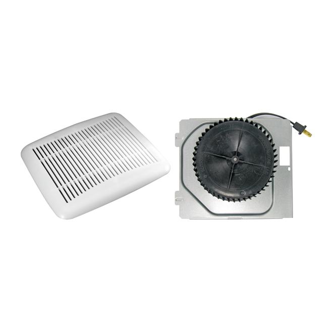 Ens. de transformation ventilateur de SDB