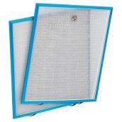 Filtres de remplacement pour hotte BCS3/NCS3, paquet de 2
