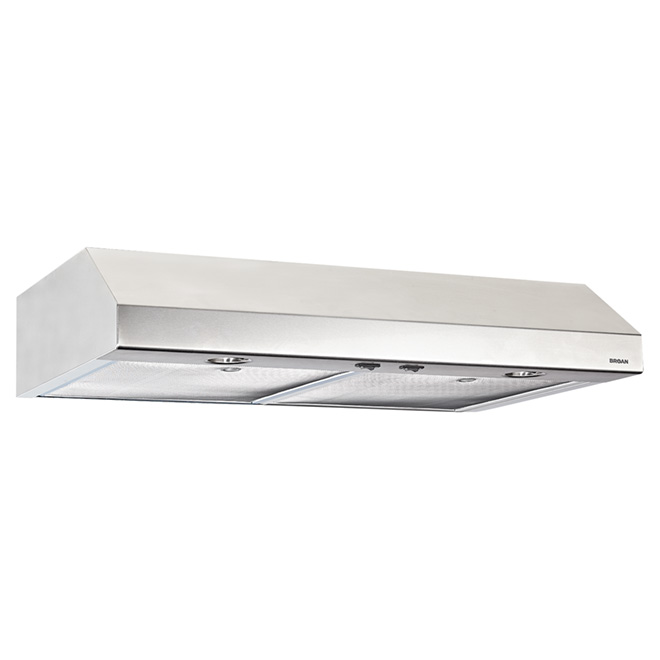 Bcs3 Series Range Hood 30 Quot Stainless Steel Rona