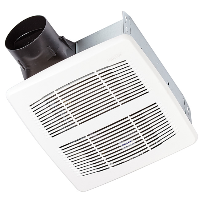 Bathroom Fan - Invent Series - 80 CFM