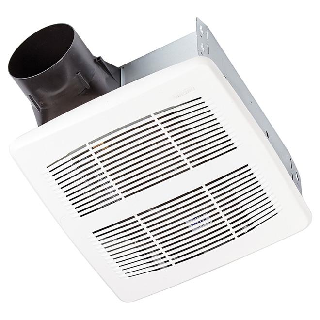 Ventilateur de salle de bains, série Invent, 90 PCM