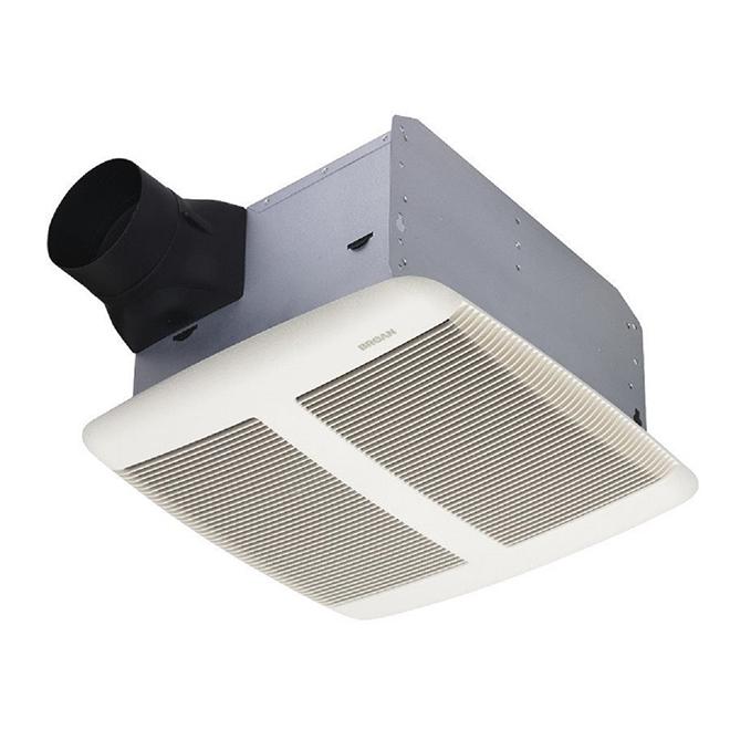 Sensonic(TM) Bathroom Fan with Integrated Speaker