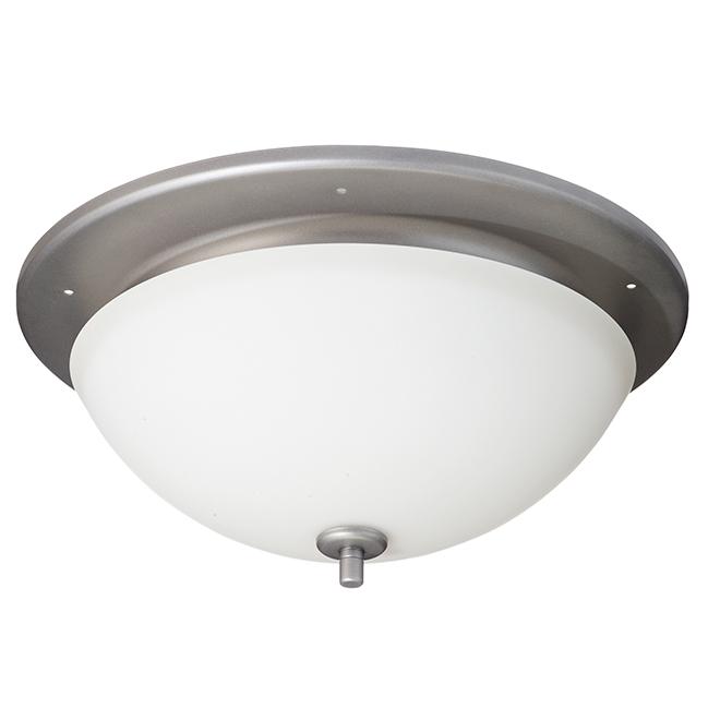 Bathroom Fan/Light - White - 70 CFM