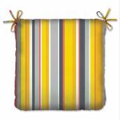 Coussin pour chaise de patio, polyester, 17