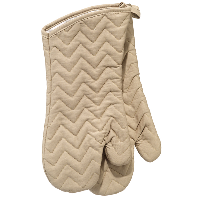 Pair of Oven Mitts - 2PK - Beige