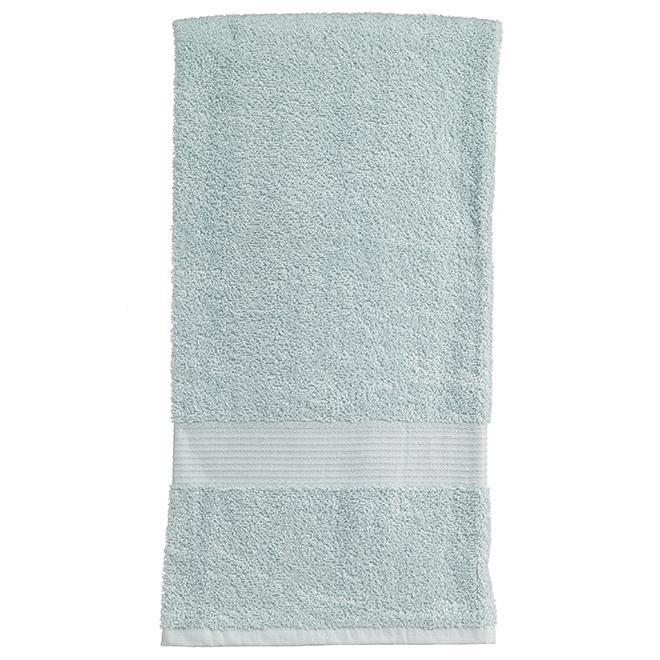 Allure Cotton Bath Towel - Aqua