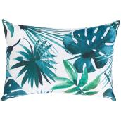 Decorative Patio Cushion - Polyester - 12x18