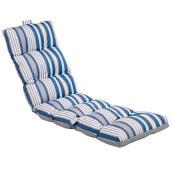 Coussin de chaise longue, 70 x 22 x 4,5