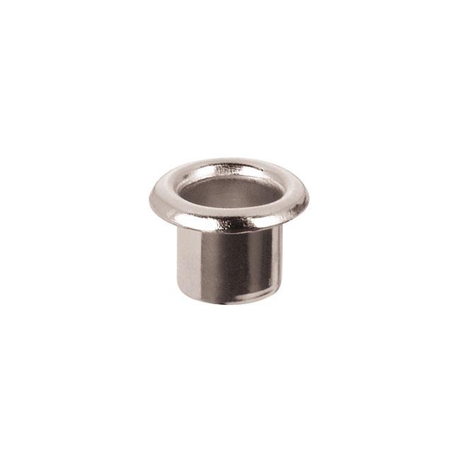 Manchon pour supports de tablette, 7,5 mm, nickel, 24/pqt