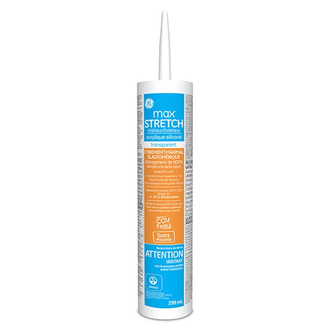 Scellant Max Stretch, 299 ml, transparent