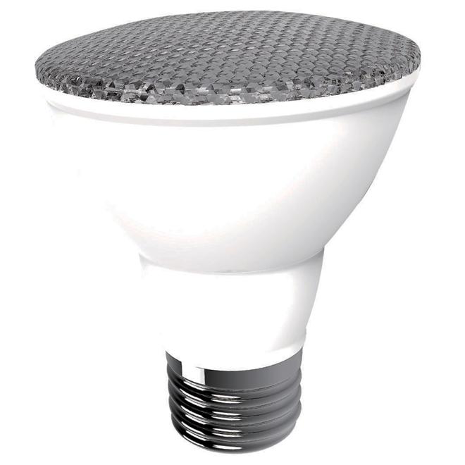 6.5W LED Dimmable PAR20 Bulb - White