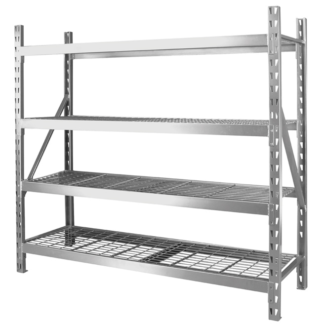 Heavy-Duty Shelf