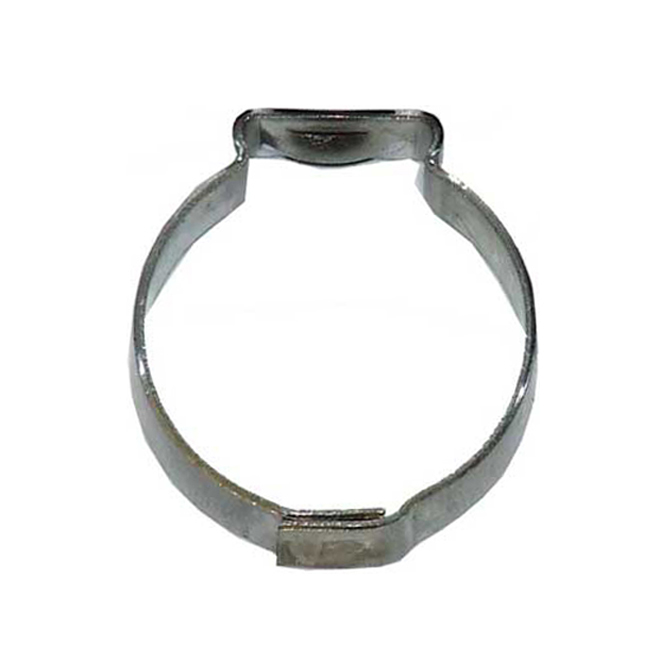 """Pipe Clamp - 1/2"""" - Box of 100 - Stainless Steel"""