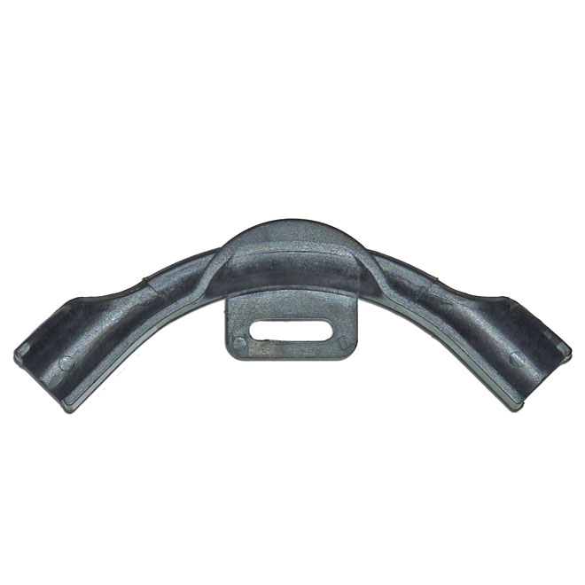 Plastic Support Bend with Tab - 3/4""