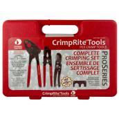 Trousse d'outils de sertissage CrimpRite, 3 pièces