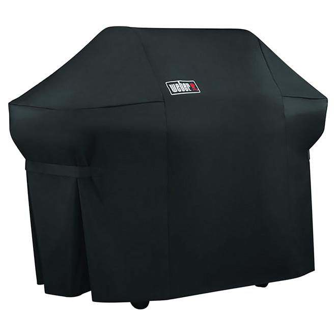 Housse pour barbecue Weber Summit(MD) 400, nylon, noir
