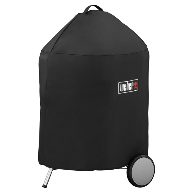Weber Master-Touch Grill Cover - Storage Bag - Black Nylon