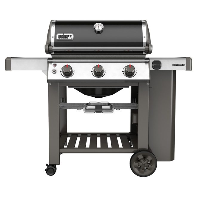 Propane BBQ - Genesis(R) II E310 - 37,500 BTU - 669 sq.in.