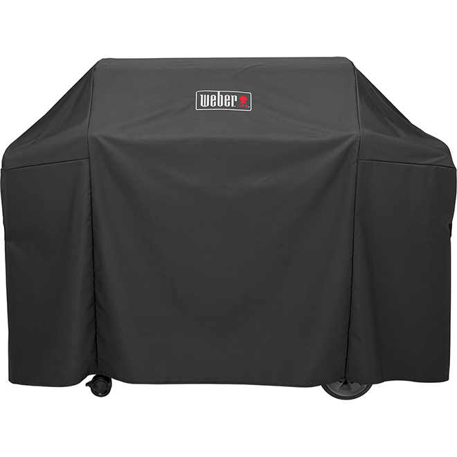 Cover for 4-burner Genesis II Barbecues - Black