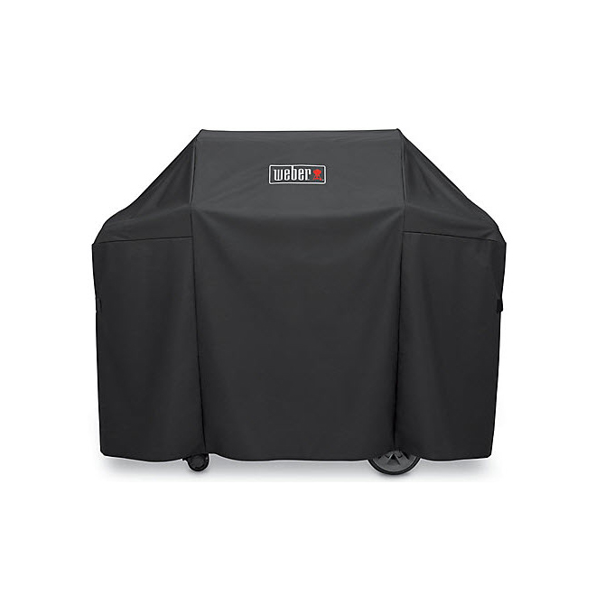 Housse pour barbecues Weber Genesis(MD) II, noir