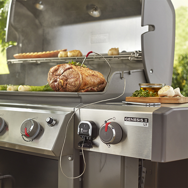 Thermomètre Weber iGrill 3(MD) Bluetooth